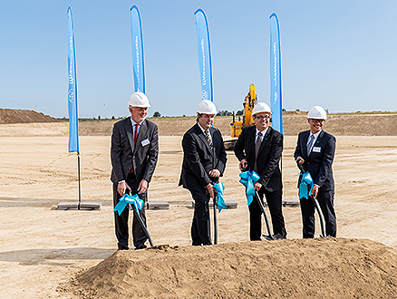 thyssenkrupp's factory in Pécs will be able to work on a full capacity already in 2022